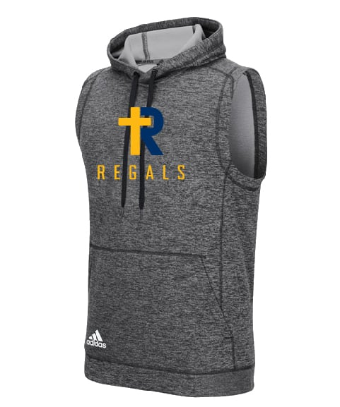 MEN'S ADIDAS SLEEVELESS SWEATSHIRT