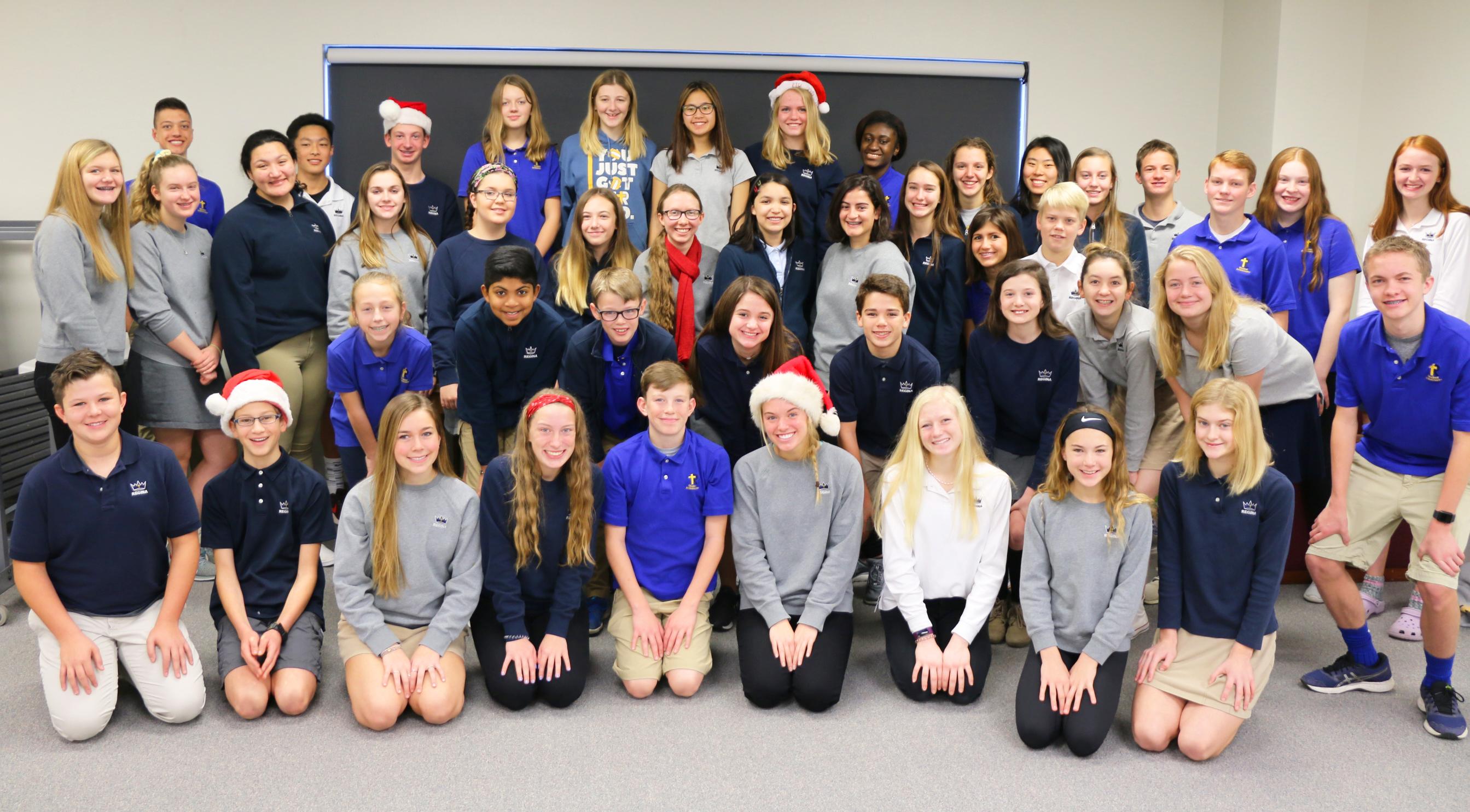Ambassadors Christmas