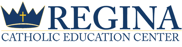 Regina Catholic Education Center Logo Home Link