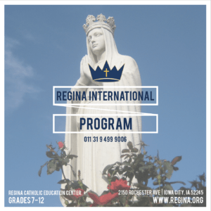 Regina International Program