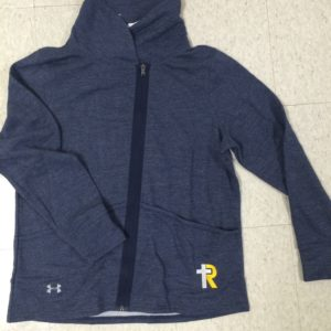 UA Women's Wrap Full Zip