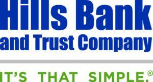 Hills Bank & Trust Co. logo