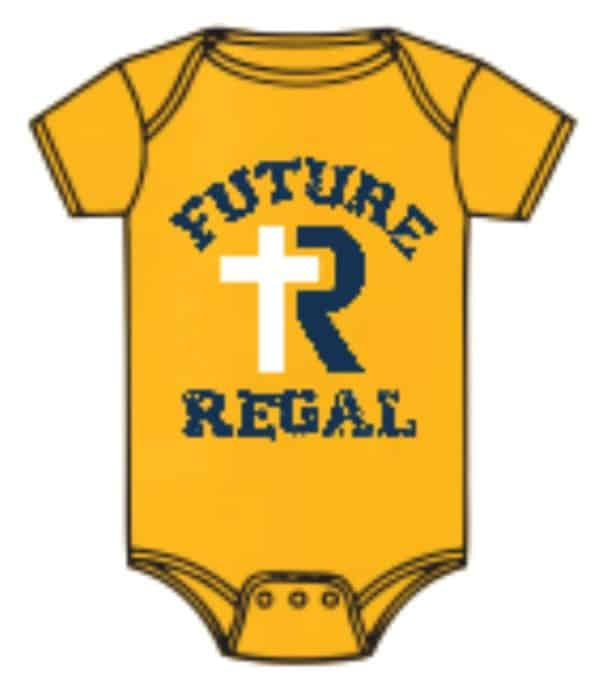 Future Regal Onesie