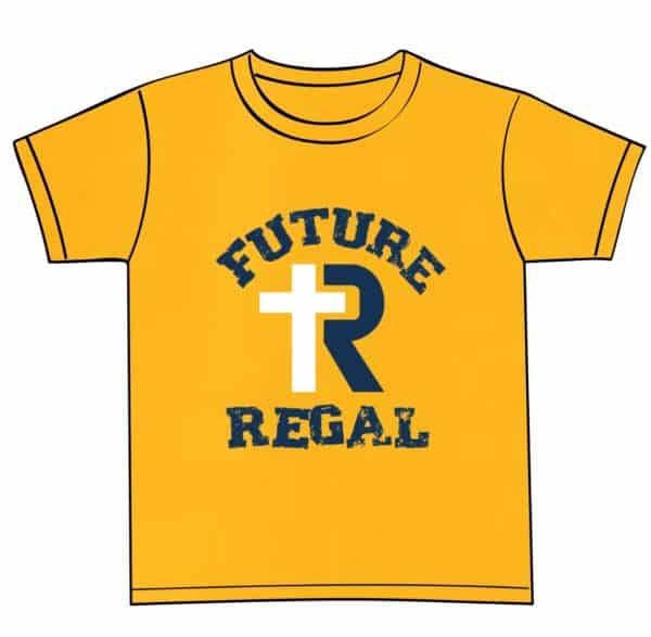Future Regals Youth Tee