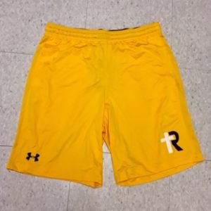 UA Gold Shorts (men's)