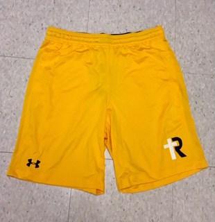 UA Gold Shorts (men's)