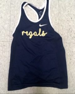 Nike Regals Tank Top (Girls Navy)
