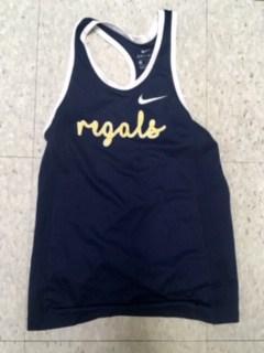 Nike Regals Tank Top (Girls Navy)