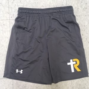 UA Gray Shorts (Boys)