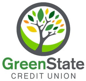 Green State CC logo
