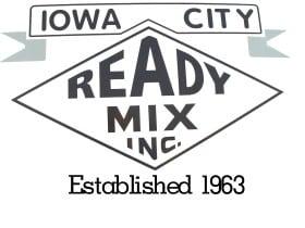 Iowa City Ready Mix logo