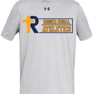UA Grey Men's T-shirt