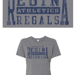 Bella REGALS Grey Tshirt