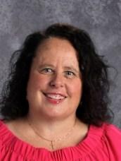 Elementary Principal, Celeste Vincent
