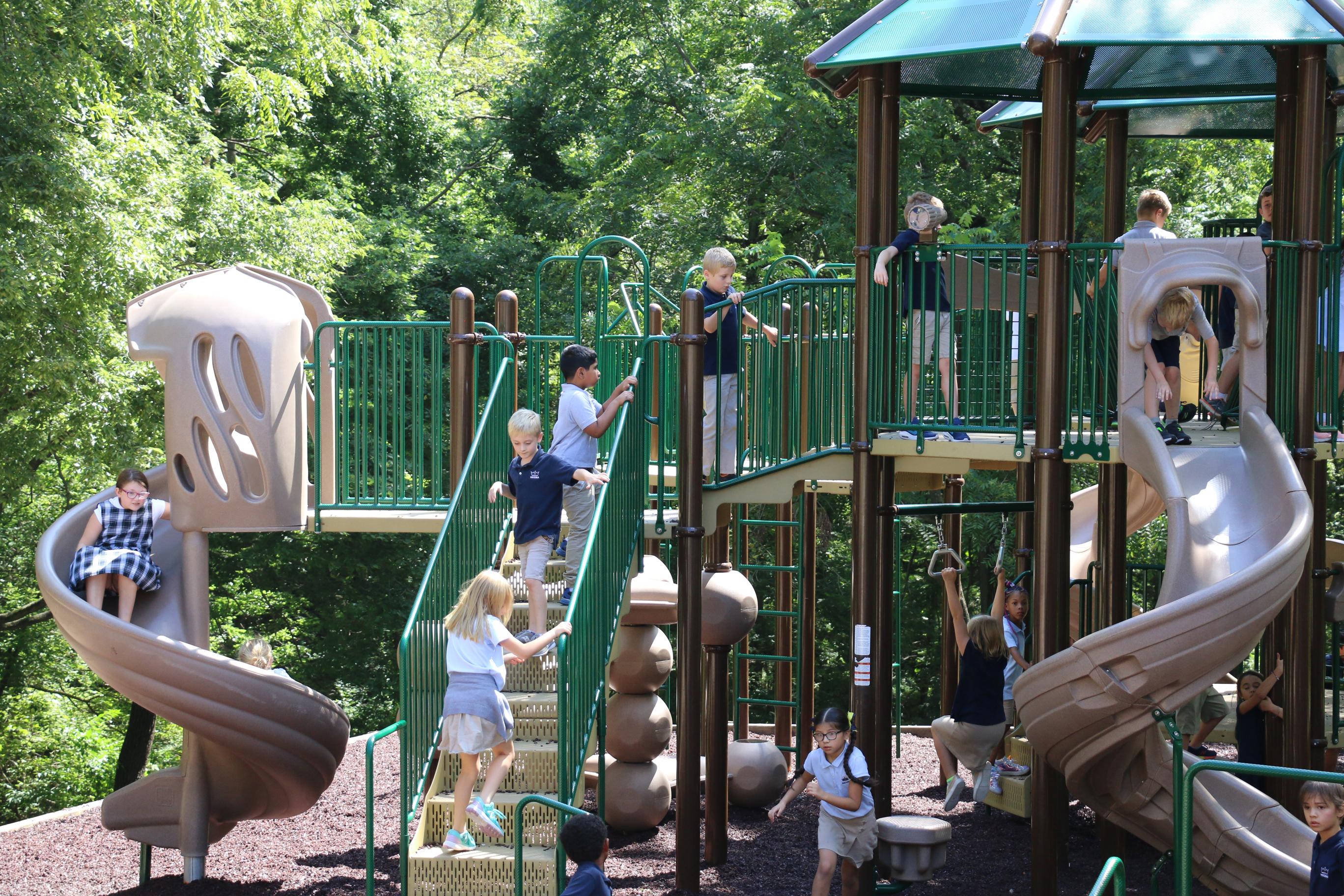 Regina Elementary Playground