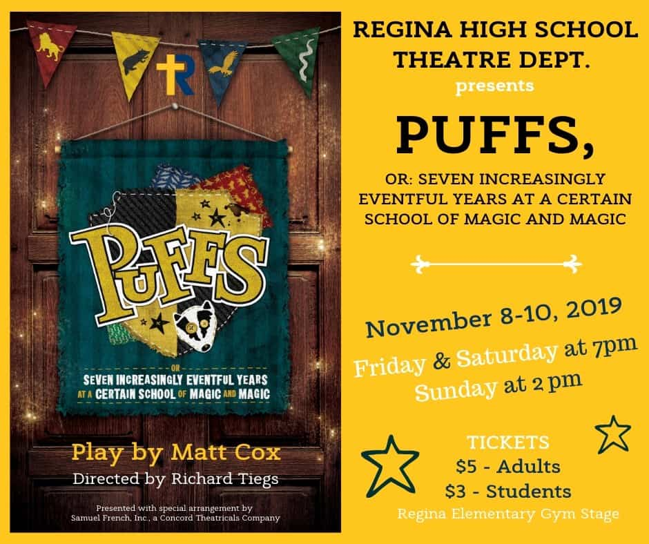 Fall Play - PUFFS promo