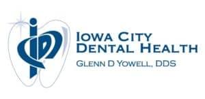 Iowa City Dental Health logo
