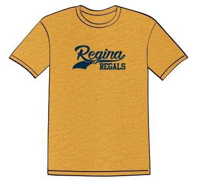 Bella Gold Tshirt (Unisex)