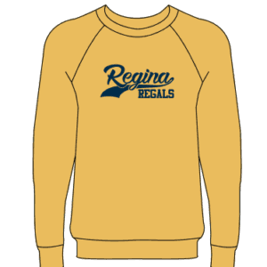 Bella Gold Fleece Crew