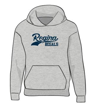 Youth Bella Sweatshirt (Grey)