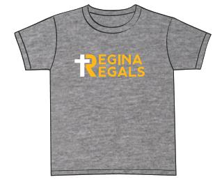 Youth Next Level Tshirt (grey)