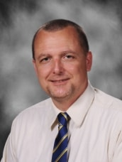 Photo of Principal Glenn Plummer