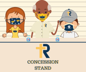 Graphic of Concession Stand