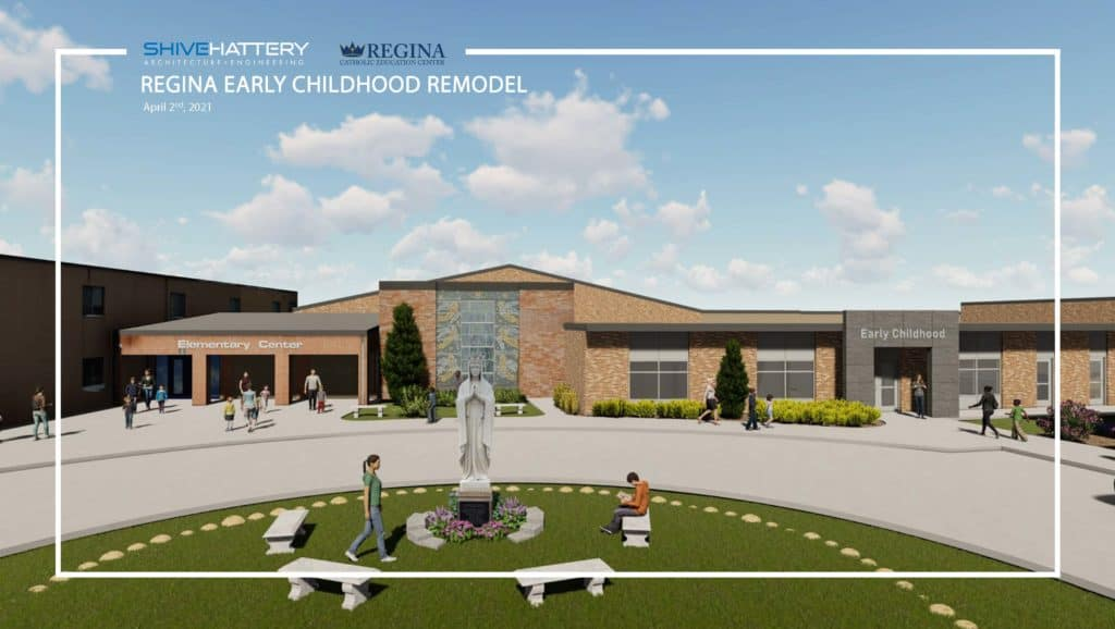 Early Childhood Center Expansion Renderings
